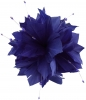 Failsworth Millinery Feather and Beads Fascinator in Cobalt