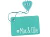 Max and Ellie Pillbox Fascinator