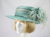 Country Casuals Turquoise Formal Hat