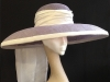Couture by Beth Hirst Lilac Large Dior esque Brim