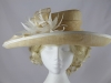 Failsworth Millinery Cream Wedding / Events Hat