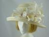 Nigel Rayment Carole Wedding hat