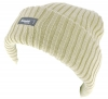 Thinsulate Ladies Chunky Beanie Ski Hat in Cream