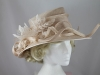 Cream Wedding Hat