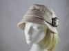 Whiteley Winter Hat in Cream