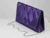 Failsworth Millinery Occasion Bag in Damson