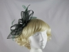 Dark Green Headpiece