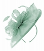 Failsworth Millinery Sinamay Headpiece in Dawn
