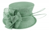 Failsworth Millinery Wedding Hat in Dawn