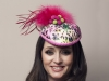 Deb Fanning Millinery Summer Fun Feathered Hat
