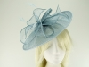 Failsworth Millinery Sinamay Leaves Disc in Delft