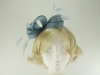 Failsworth Millinery Wide Loops Fascinator in Delft