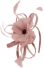 Failsworth Millinery Flower Fascinator in Dusky