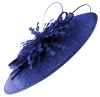 Failsworth Millinery Events Feathers Disc in Electric
