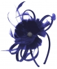 Failsworth Millinery Flower Fascinator in Electric