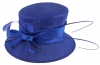 Failsworth Millinery Occasion Hat in Electric