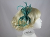 Hawkins Collection Sinamay Loops and Biots Fascinator