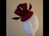 Esther Louise Millinery Ribbons Cocktail Hat