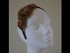 Esther Louise Millinery Jasmine headband