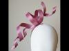 Esther Louise Millinery Pink Spirals Headband
