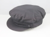 Failsworth Millinery Black Biscay Cap