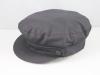 Failsworth Millinery Black Biscay Cap