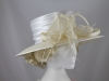 Failsworth Millinery Ivory Occasion Hat