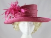 Failsworth Millinery Pink Wedding / Events Hat
