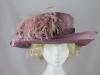 Failsworth Millinery Purple Events Hat