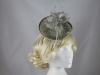Failsworth Millinery Silver Disc Headpiece