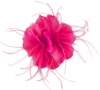 Failsworth Millinery Feather Fascinator in Fandango