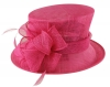 Failsworth Millinery Wedding Hat in Fandango