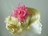 Flower Fascinator in Pink