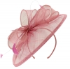 Failsworth Millinery Sinamay Disc Headpiece in Freesia