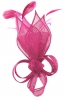 Max and Ellie Lily Comb Fascinator in Fuchsia