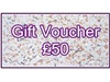 Gift Voucher 50 Pounds