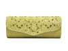 Papaya Fashion Occasion Bag in Gold