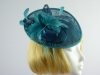 Hat Box Cara Teal Disc