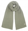 Alice Hannah Knitted Scarf in Grey