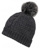 Boardman Cable Knit Bobble Hat
