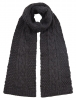Boardman Cable Knit Scarf
