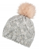 Boardman Sparkle Bobble Ski Hat