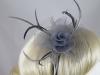 Swirl & Biots Fascinator on aliceband