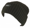 Thinsulate Beanie Chunky Ski Hat in Grey