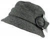 Whiteley Winter Hat in Grey