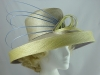 Headways for Frank Usher Green Wedding / Events Hat