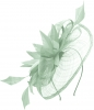 Elegance Collection Events Headpiece in Ice Blue