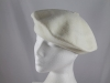 Betmar New York Wool Beret in Ivory