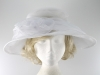 Collapsible Occasion Hat