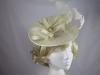 Failsworth Millinery Events Disc in Ivory